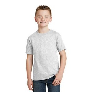 Hanes� Youth EcoSmart� 50/50 Cotton/ Poly T-Shirt