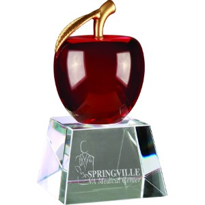 Red Apple Crystal Award, 6
